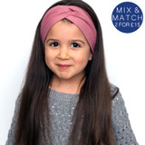 Dusky-Pink-Child-Twist-knot-Model-Image