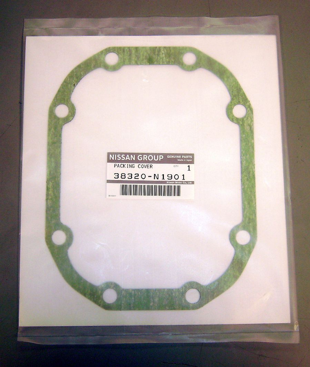 R160 Differential Rear Cover Gasket Fits Nissan Datsun 510 610 & Subaru 38320-N1901