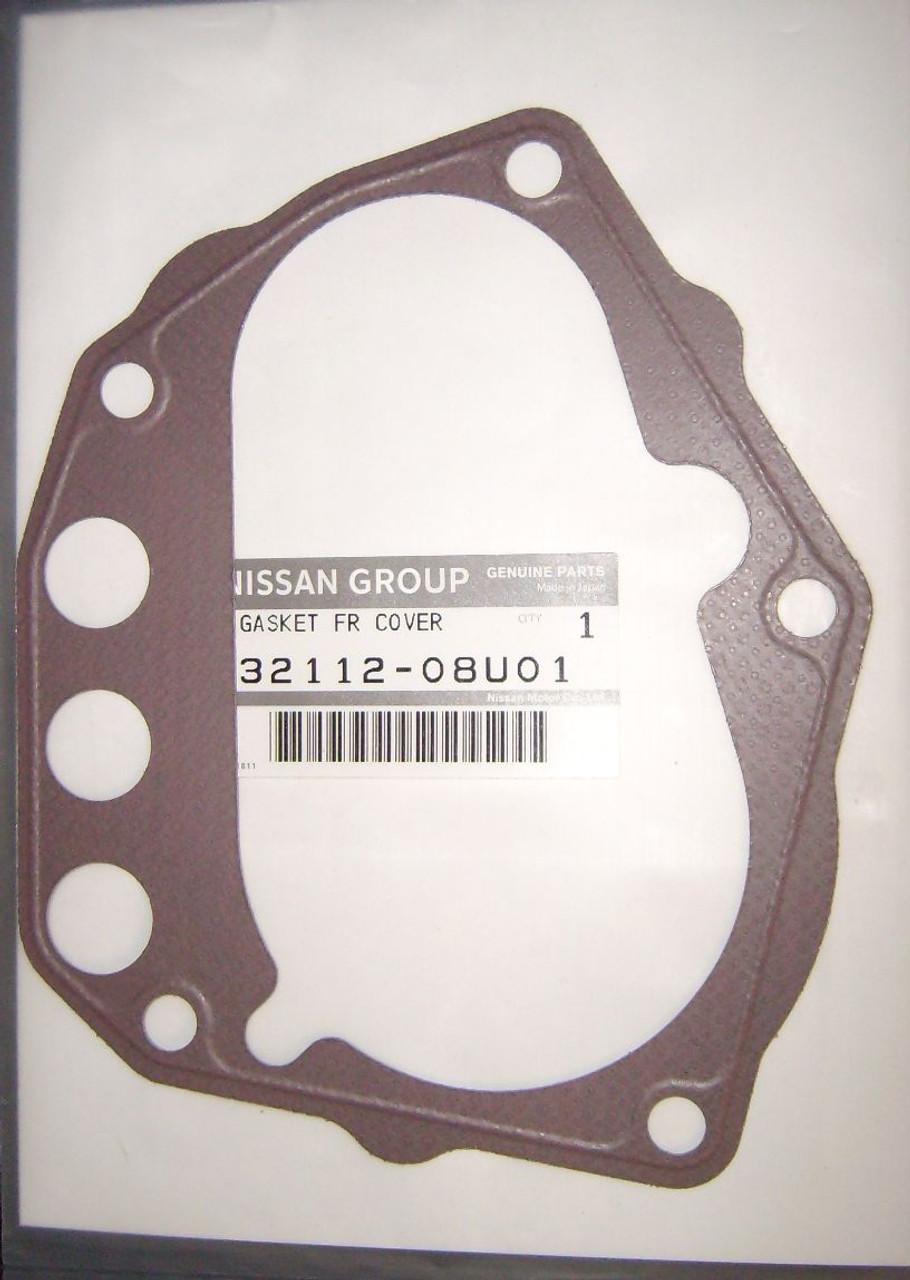 Transmission Front Cover Gasket Datsun Nissan 4 Speed F4W71B 5 Speed FS5W71B FS5W71C FS5C71B F5C71B 32112-08U01