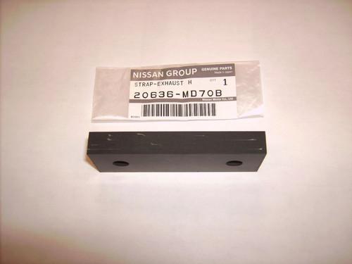 Rubber Exhaust Hanger Strap Datsun S30 260Z 280Z Z31 300ZX Poss 240Z & More? 20636-MD70B