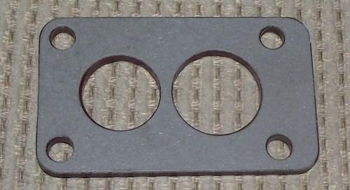 Carburetor Base Plate Insulator Spacer Plate With Gaskets Datsun L16 510 620 16174-N0900 16174-N0901