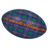 Smith Plaid Size 5 Rugby Ball