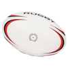 SRS Size 5 Match Ball, Black/Red