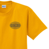 '80 Minutes, 15 Positions' Tee, Gold