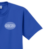 '80 Minutes, 15 Positions' Tee, Royal