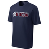 MB Rugby Performance Tee, Navy