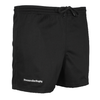 SRS Cotton Pocketed Shorts, Black