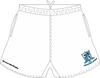 Delmarva SRS Pocketed Performance Rugby Shorts