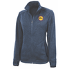 Chicago WRFC Heathered-Knit Fleece Jacket