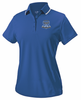 Warriors Rugby Performance Polo, Royal