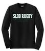 SLOB Rugby Tee, Black