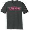 Baltimore Flamingos Rugby Triblend Tee, Black