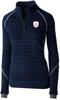 Rugby Illinios 1/2-Zip Pullover, Navy