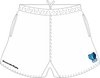 Elizabethtown Blues SRS Pocketed Performance Rugby Shorts