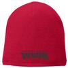 Raleigh Venom Fleece-Lined Beanie, Red