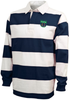 Fisher Alumni Stripe Polo