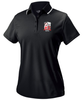Coventry Rugby Performance Polo, Black