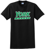 YCP Rugby Cotton Tee, Black
