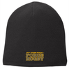 Forge Fleece-Lined Beanie, Black
