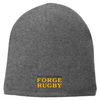 Forge Fleece-Lined Beanie, Gray