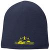 NYSRRS Fleece-Lined Beanie, Navy