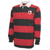Wisconsin WRFC Rugby Stripe Polo