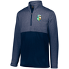 NEP Irish 1/2-Zip Quilted Pullover