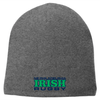 NEP Irish Fleece-Lined Beanie, Gray