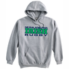 NEP Irish Fleece Hoodie, Gray
