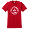 Houston Athletic Tee, Red