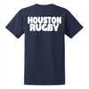 Houston Athletic Tee, Navy