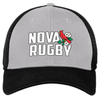 NOVA RFC Stretch-Fit Mesh-Back Hat