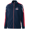Robert Morris Fleece Training Jacket