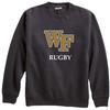 Wake Forest Crewneck Sweatshirt, Black