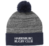 Harrisburg Rugby Pom Beanie