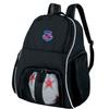 Shippensburg RFC Backpack, Black