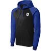 Hibernian RFC Full-Zip Performance Fleece Hoodie