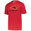 Calvert Hall 2020 Pregame Performance Tee, Red