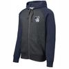 Bucks Rugby Full-Zip Hoodie
