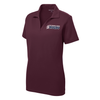 MB Rugby Performance Polo, Maroon