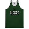 Axemen Rugby Mesh-Back Tank Top