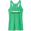 Frederick WRFC Ladies Tank, Heathered Kelley