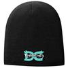 DC Revolution Fleece-Lined Beanie, Black