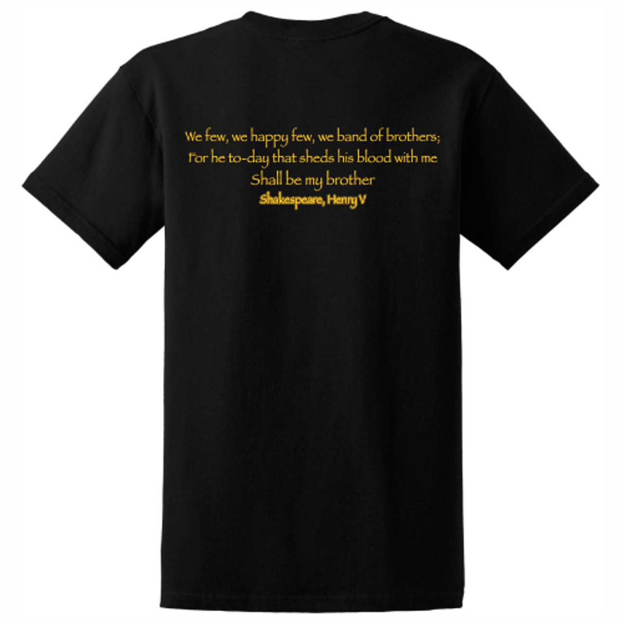 Shakespeare Rugby Tee