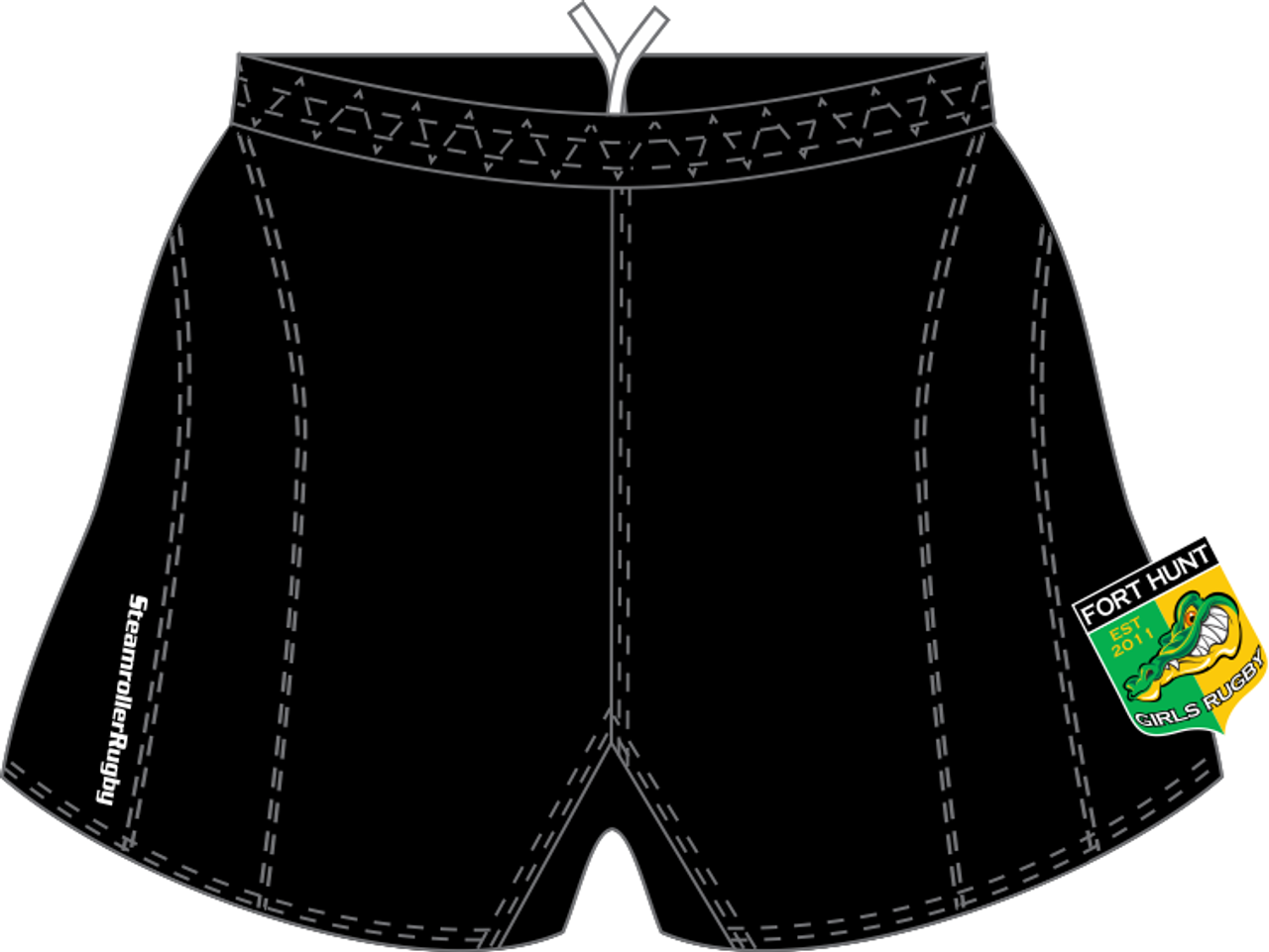 Gators SRS Performance Rugby Shorts