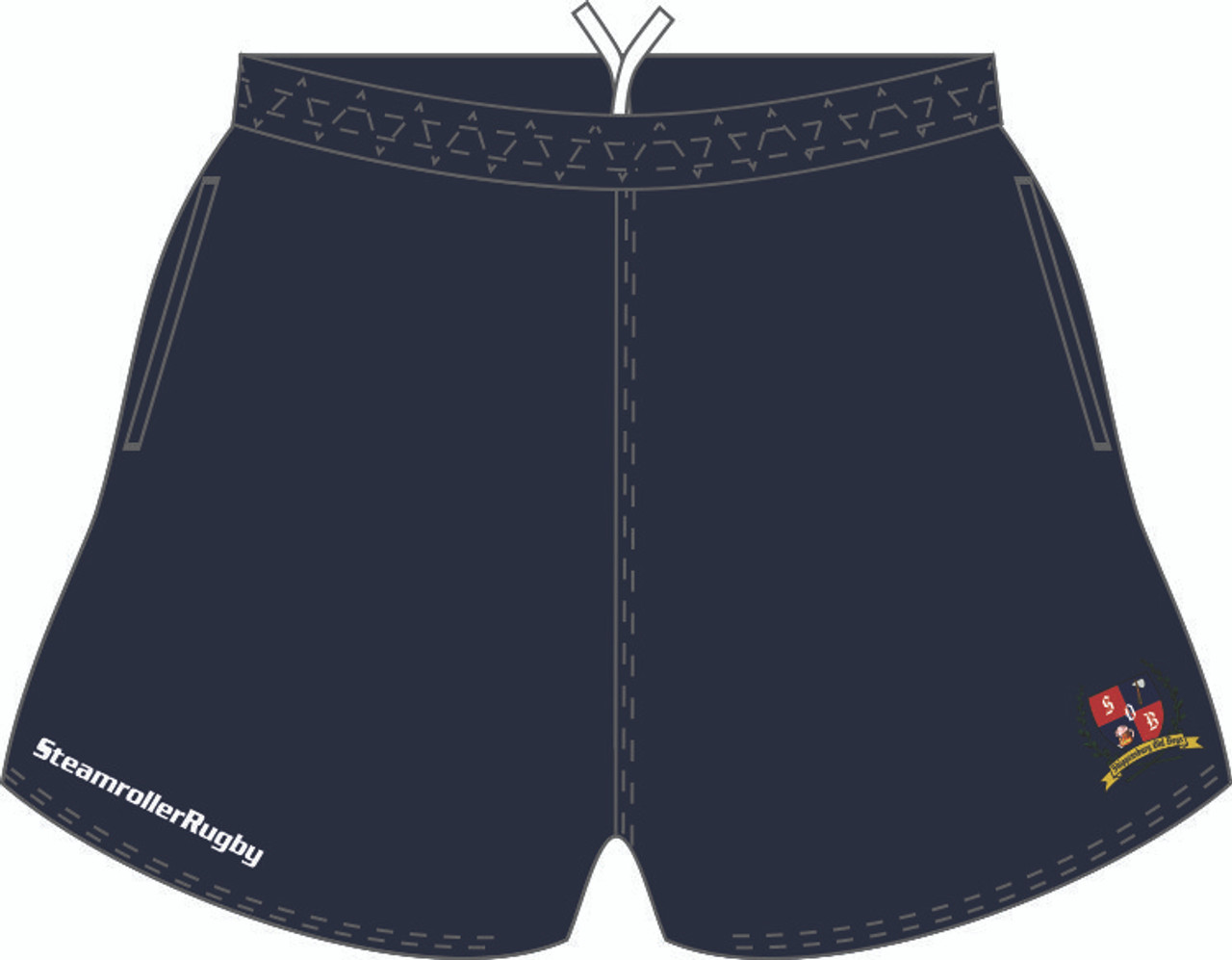 Ship Old Boys Pocketed Performance Shorts