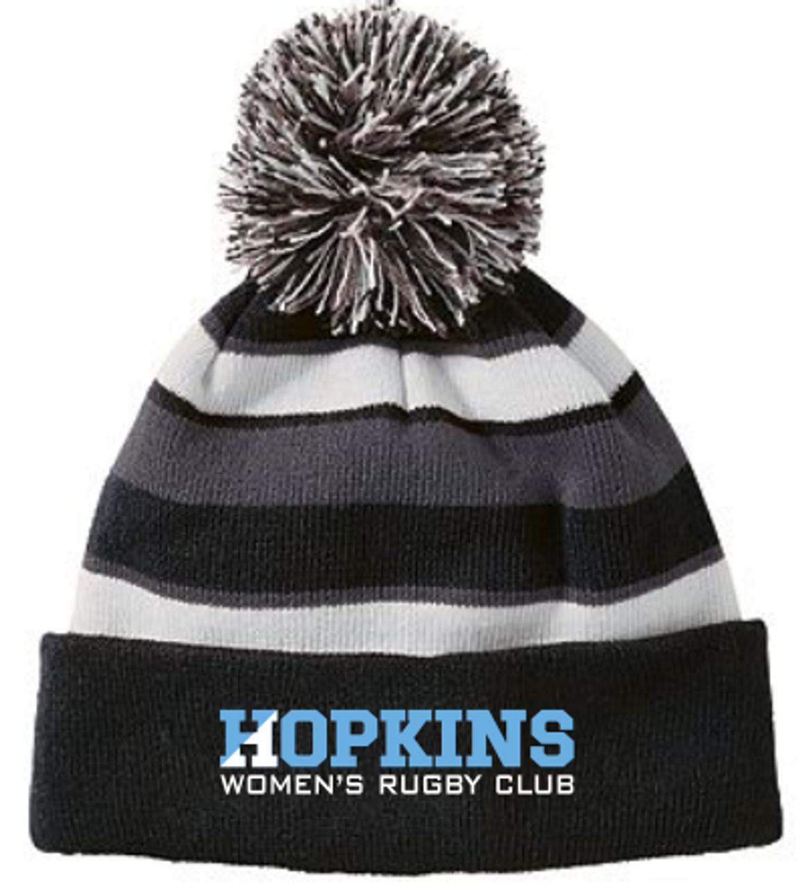 Hopkins Women Pom Beanie