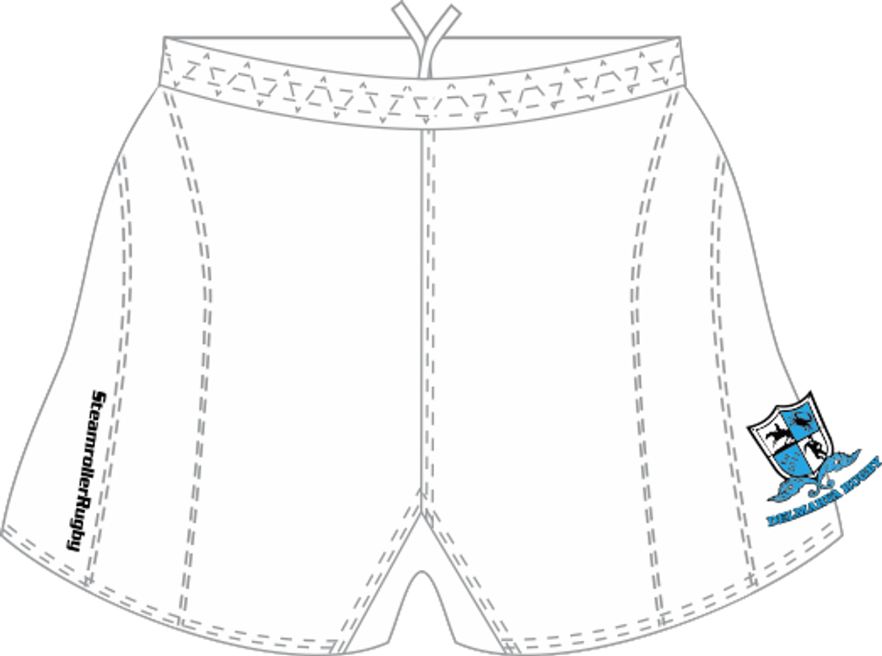 Delmarva SRS Performance Rugby Shorts