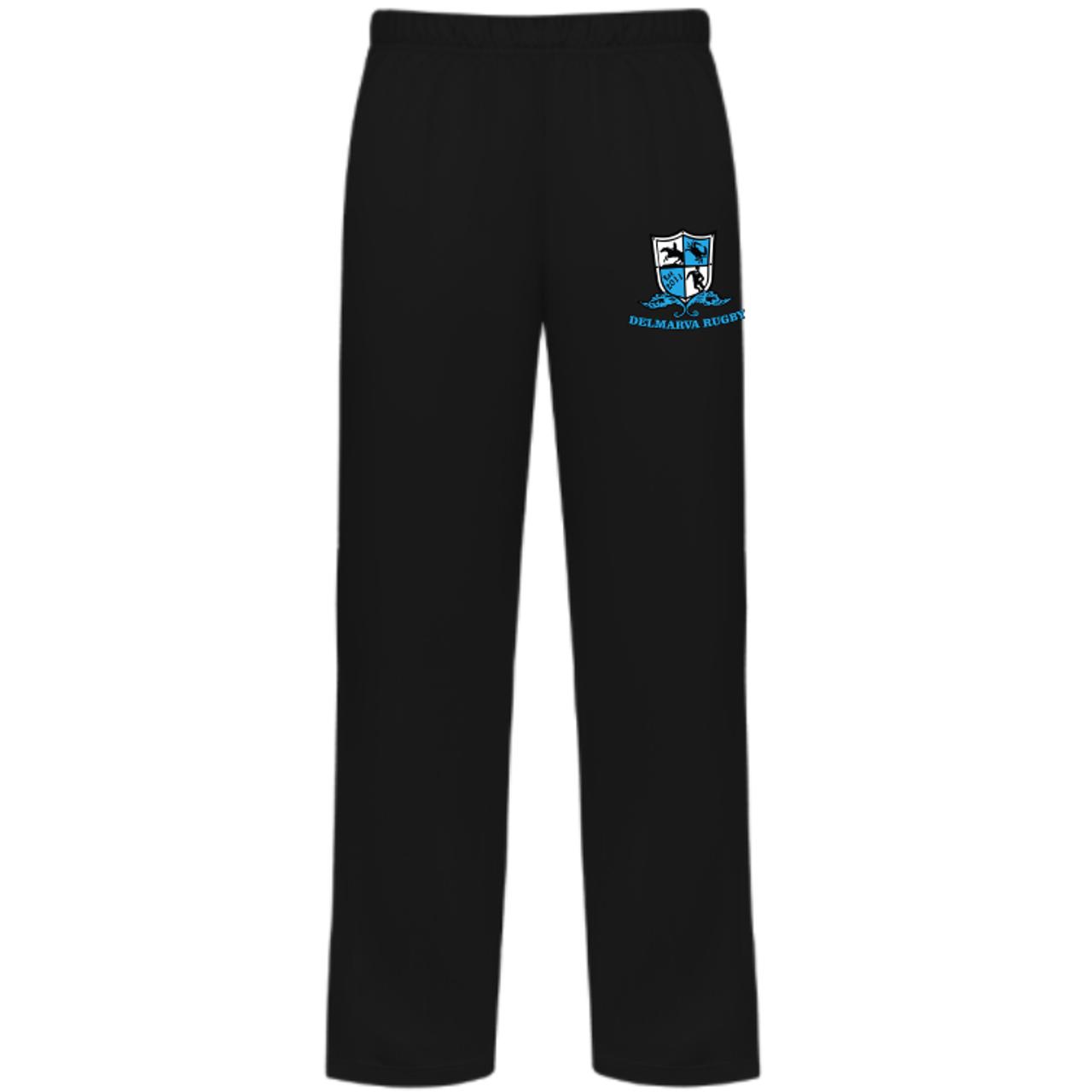 Delmarva Performance Fleece Pants, Black