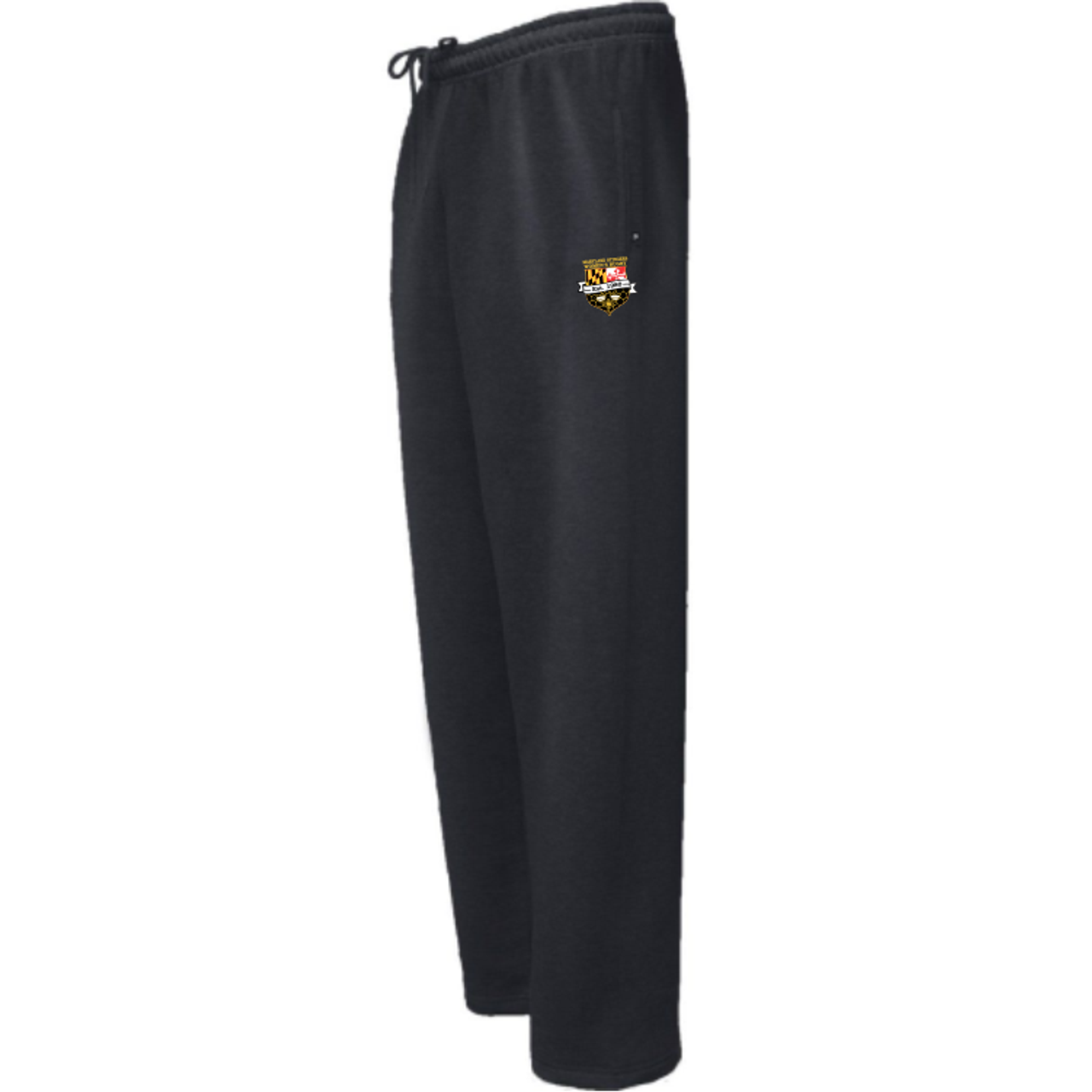 Stingers Rugby Sweatpant, Black